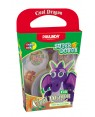 Super Dough Non Toxic - Cool Dragon, Fifi, 56 g. Accessories are in the box, for 3+ years old.