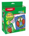 Super Dough Non Toxic - Dot Fun Dot, Owl,   84 g. Accessories are in the box, for 3+ years old.