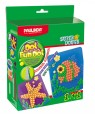 Super Dough Non Toxic - Dot Fun Dot, Two Fishes,   84 g. Accessories are in the box, for 3+ years old.