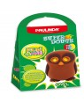 Super Dough Non Toxic - Fun 4 one, Owl, 42 g. Accessories are in the box, for 3+ years old.