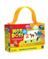 HOT DOTS JR.CARDS - NUMBERS & COUNTIN