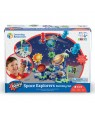 SPACE EXPLORERS BUILDING SET