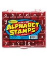 LOWERCASE ALPHABET  STAMPS