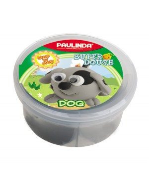 Super Dough Non Toxic - 40 g. Animal Serie.  Dog