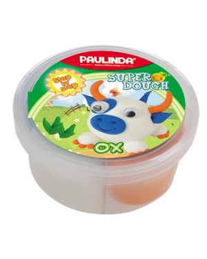 Super Dough Non Toxic - 40 g. Animal Serie. OX
