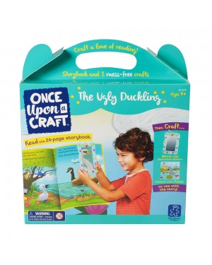 ONCE UPON A CRAFT-THE UGLY DUCKLING
