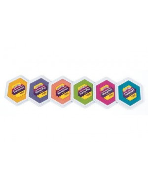 JUMBO WASH STAMP PADS (CANDY)