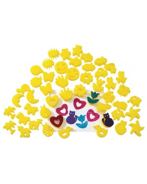 CLASSROOM SPONGES MEGA PACK- SET OF 5