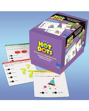 HOT DOTS STANDARDS-BASED LANGUAGE -GR 4