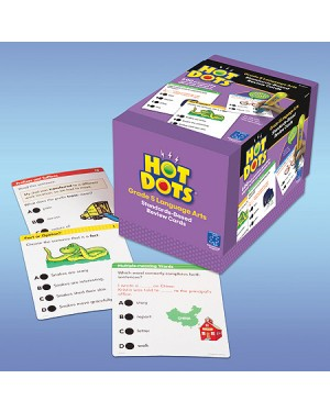 HOT DOTS STANDARDS-BASED LANGUAGE -GR 5