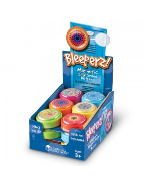 BLEEPERZ! ™-POP DISPLAY (SET OF 18)