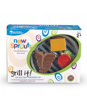 NEW SPROUTS™ GRILL IT