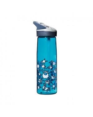Tritan Bottle 0.75L. Jannu - Blue