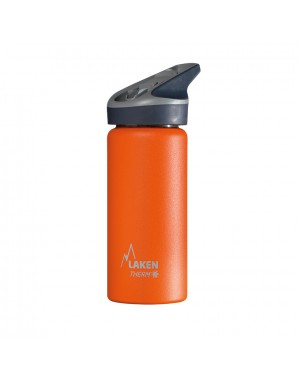 Stainless Steel Thermo Bottle 0.5 L - Orange