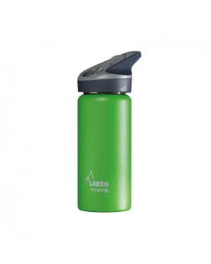 Stainless Steel Thermo Bottle 0.5 L - Green