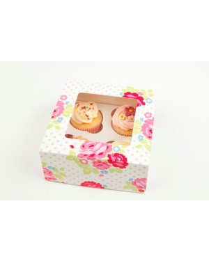 Floral Treat, 2 packs Cake Box
