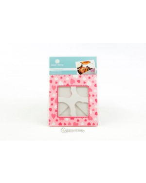 Pretty Princess, 2 packs Cake Box