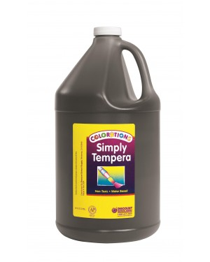 Simply Washable Tempera 1 Gallon - Black