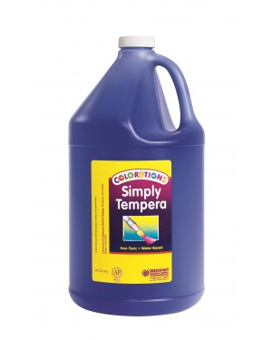 Simply Washable Tempera 1 Gallon - Blue