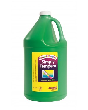 Simply Washable Tempera 1 Gallon - Green