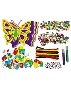 Butterfly Shapes Instant Craft Kit