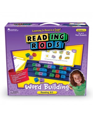 READING RODS WORD BUILDING KIT