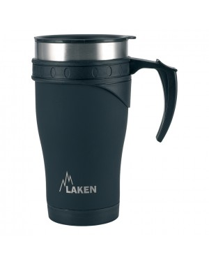 Thermo Cup INOX 0.5L. - Black