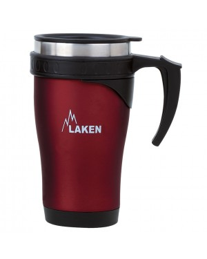 Thermo Cup INOX 0.5L. - Red