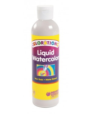 LIQUID WATERCOLOR 8OZ/GRAY