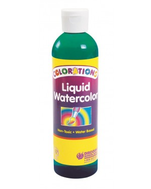 LIQUID WATERCOLOR 8 OZ TEAL