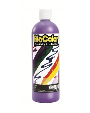 BIOCOLOR 16 OZ METALLIC PURPLE