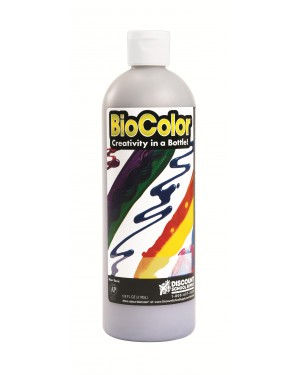 BIOCOLOR 16 OZ METALLIC SILVER