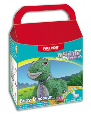 Foam Model, Baby Dinosaur. Accessories are in the box, for 3+ years old.