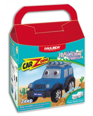 Foam Model, Jeep. Accessories are in the box, for 3+ years old.