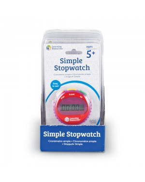 SIMPLE STOPWATCH SET OF 6