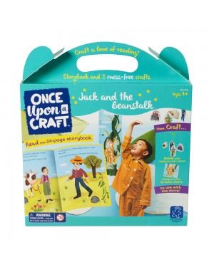 ONCE UPON A CRAFT-JACK & THE BEANSTALK