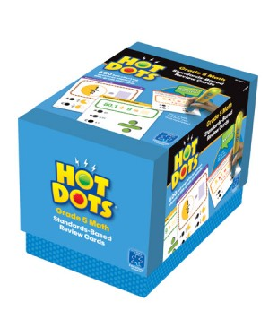 HOT DOTS STANDARDS-BASED MATH- GR 5