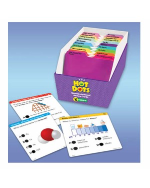 HOT DOTS STANDARDS-BASED SCIENCE - GR 5
