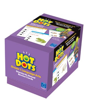 HOT DOTS STANDARDS-BASED LANGUAGE -GR 1