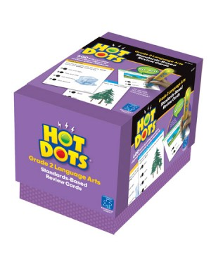 HOT DOTS STANDARDS-BASED LANGUAGE -GR 2