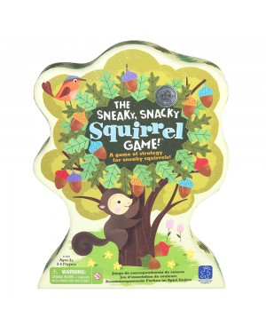 THE SNEAKY,SNACKY SQUIRREL GAME