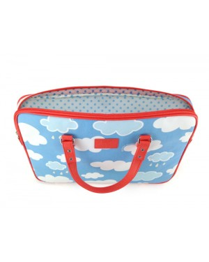 "Tor Fah 13"" inch Laptop Carry Case size 35W x 25.5H x 3D cm."