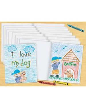 Blank Softcover Book - Set of 10