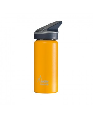 Stainless Steel Thermo Bottle 0.5 L - Yellow