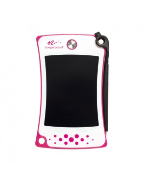 Boogie Board Jot 4.5 LCD eWriter -Pink / Write and Save Writing Board