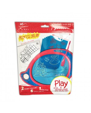 BB Play N' Trace Accessory Pack - Princess Dream