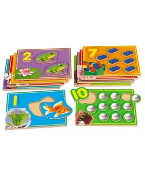 Learn to Count! Picture Puzzles