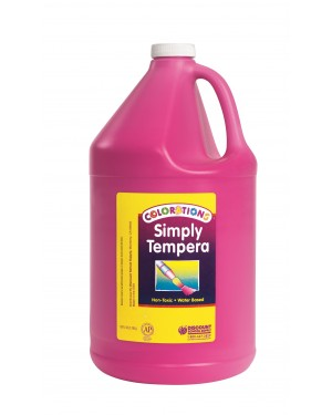 Simply Washable Tempera 1 Gallon - Magenta