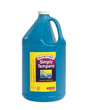 Simply Washable Tempera 1 Gallon - Turquoise