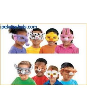 Washable Dress-Up Masks